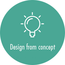 Design from concept