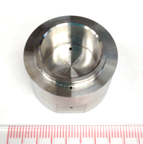 Small hole electrical discharge machining