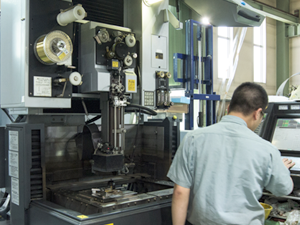 Wire-cut electrical discharge machining